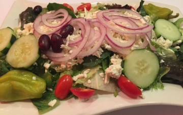 Our Famous Greek Salad